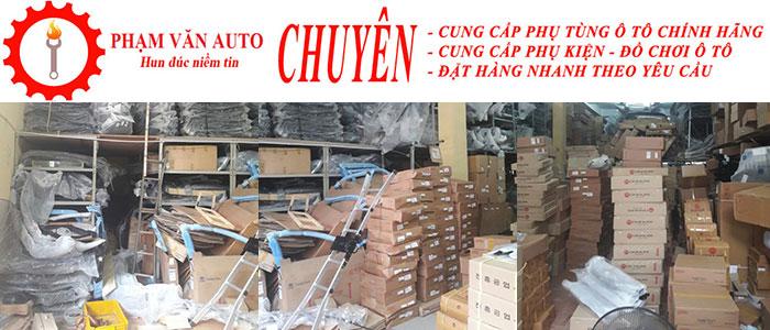 Kho hàng phụ tùng ô tô Phạm Văn