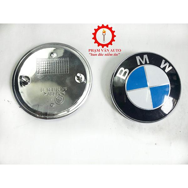 Logo Biểu Tượng Trước Sau BMW