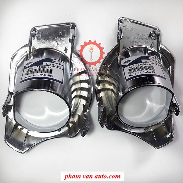 Ốp đèn Gầm Mạ Crom Ranger 2012 2014 AB3151695AA AB3151694AA
