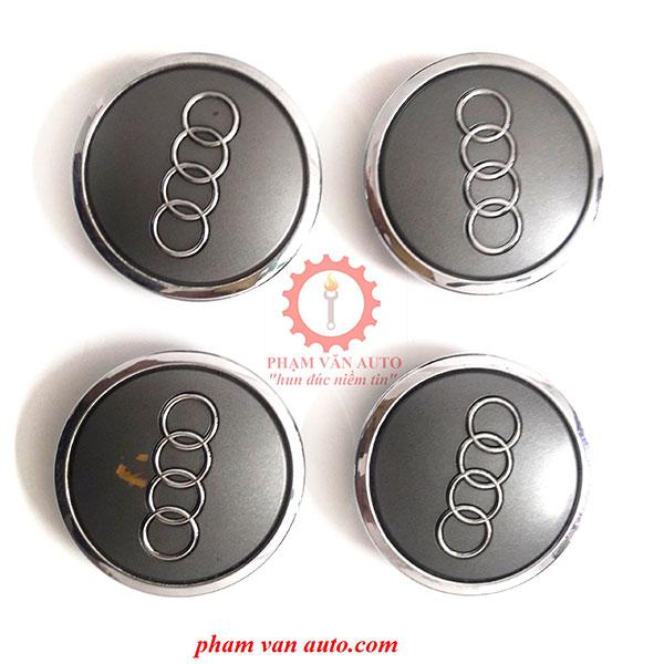 Logo Lazang | Nắp Chụp Moay ơ Audi
