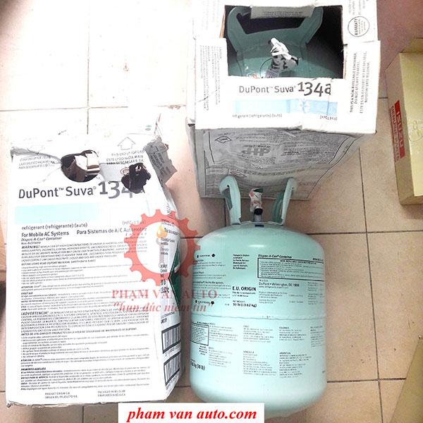 Gas điều Hòa Dupont Suva 134A