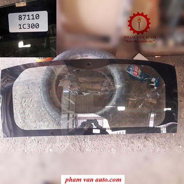 Kính Hậu Huyndai Getz 871101C300 Hàng Xịn Giá Rẻ