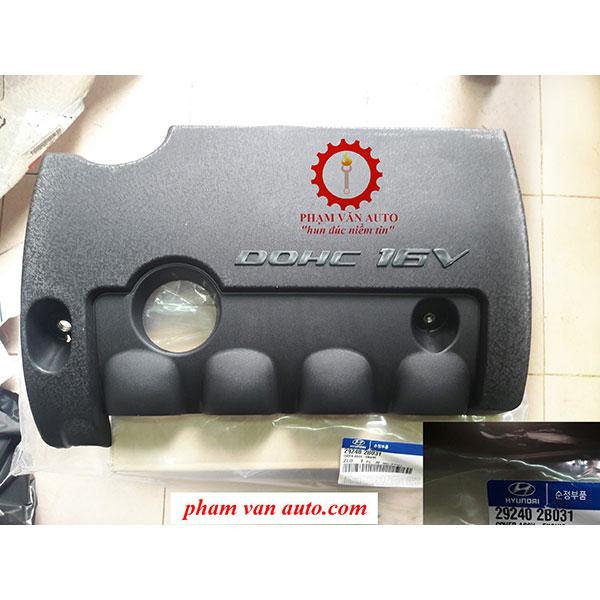 Tấm ốp Trang Trí động Cơ I30 Elantra Cerato Forte Carens 292402B031