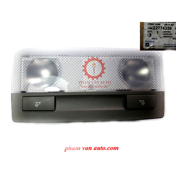 Đèn Trần Trước Cruze Lacetti 2010 CDX 22774329