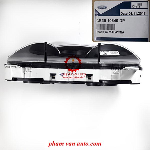 Đồng Hồ Táp Lô | Công Tơ Mét Ford Ranger XLS XLT AB3910849DP
