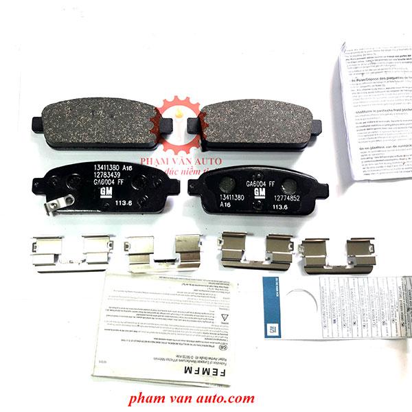 Má Phanh Sau đĩa Chevrolet Cruze 13411380