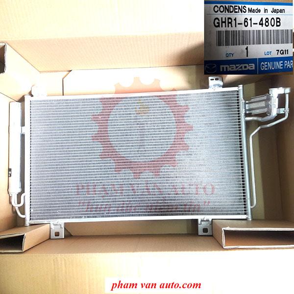 Giàn Nóng Mazda 6 2015 GHR161480B Hàng Chính Hãng Giá Rẻ