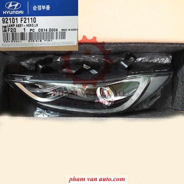 Đèn Pha Bên Lái Hyundai Elantra 2016 92101F2110 Giá Tốt Nhất