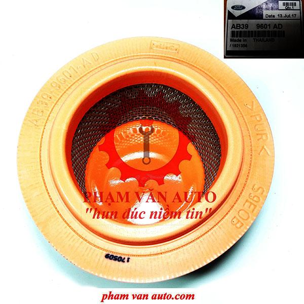 Lọc Gió động Cơ Ranger Bt50 AB399601AD Chính Hãng