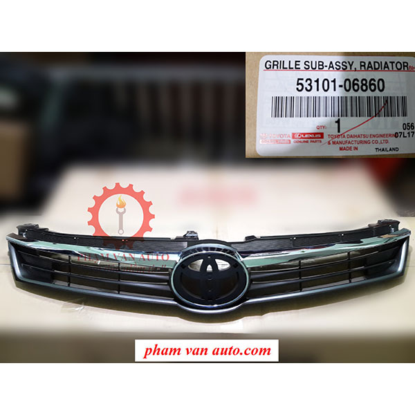 Mặt Ca Lăng Toyota Camry 5310106860 Chính Hãng Giá Tốt Nhất