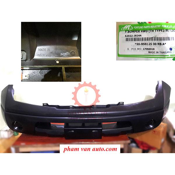 Cản Trước | Ba đờ Xốc Trước Nissan Navara 62022JR34A Giá Tốt Nhất