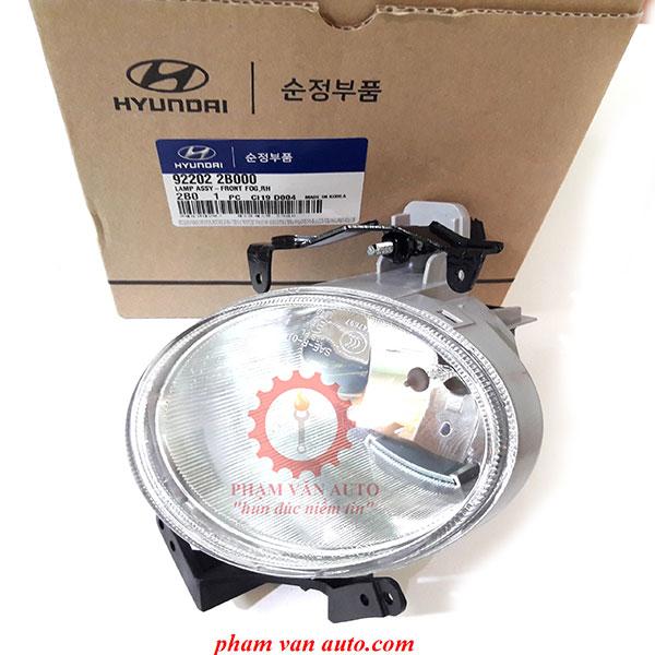 Đèn Gầm | Đèn Cản Trước Hyundai Santafe New 922022B000 Chính Hãng