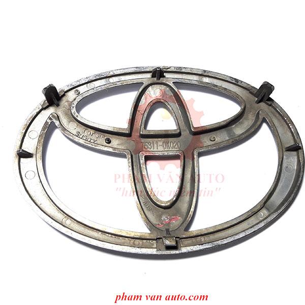 Biểu Tượng | Logo Ca Lăng Toyota Innova 753110K020 Chính Hãng
