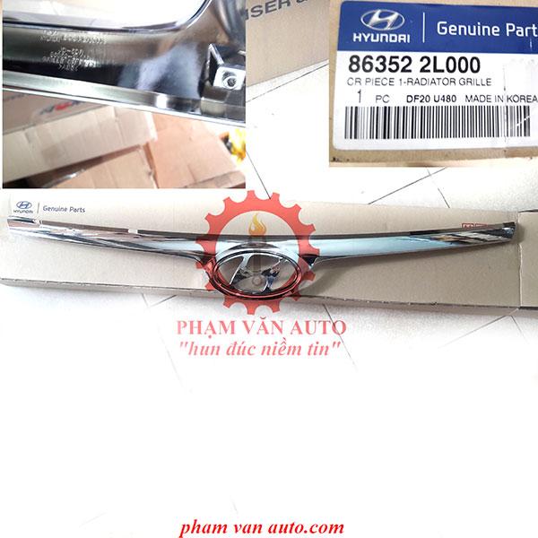 Nẹp Mạ Ca Lăng Hyundai I30 863522L000 Chính Hãng Giá Tốt Nhất