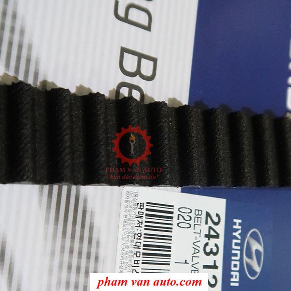 Dây Cam Hyundai Getz 2431202270 Hàng Xịn Chất Lượng Cao Chính Hãng Giá Tốt Nhất