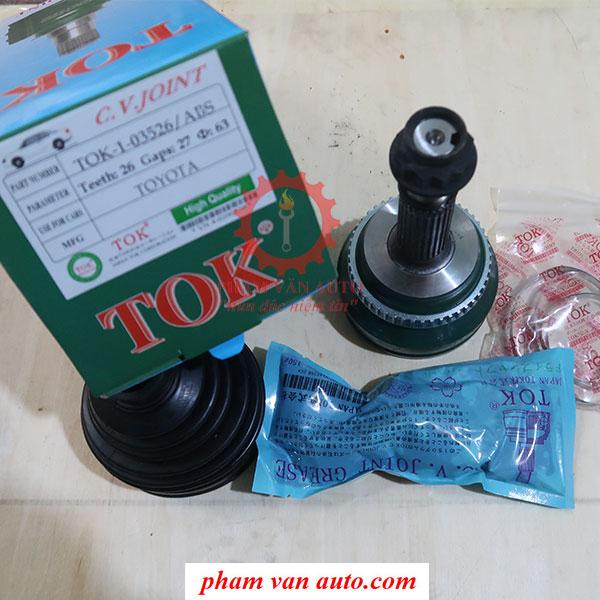 Đầu Láp Ngoài Toyota Camry TOK103526 Hàng Xịn Chất Lượng Cao Chính Hãng Giá Tốt Nhất