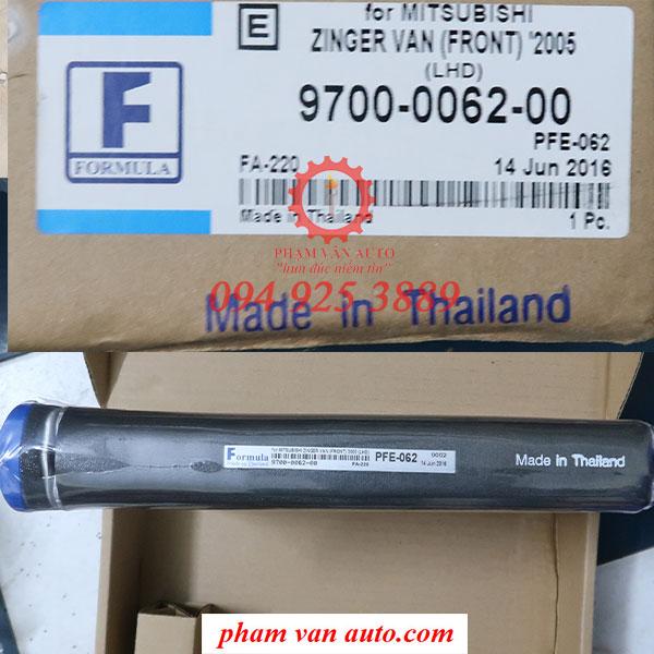 Giàn Lạnh Trước Mitsubishi Zinger 9700006200 Hàng Thái Lan Chất Lượng Cao