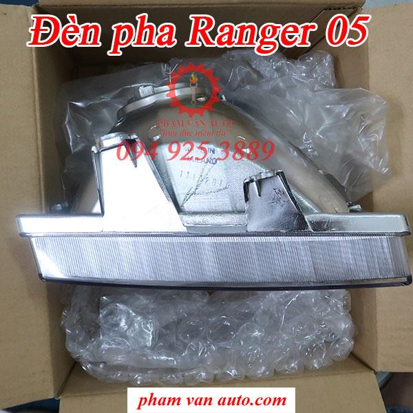 Đèn pha Ford Ranger Everest 2005 206450052B hàng chính hãng giá rẻ
