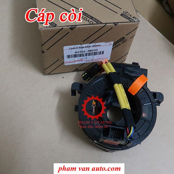 Cáp Còi Toyota RAV4 Camry 8430648030 Hàng Cao Cấp Giá Rẻ Nhất
