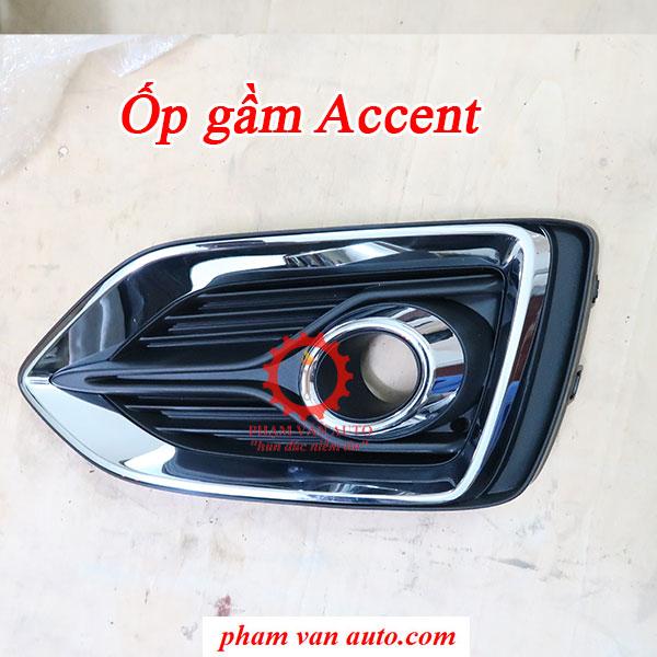 Ốp đèn Gầm Huyndai Accent 86528H6000 Hàng Chất Lượng Cao Giá Rẻ Nhất