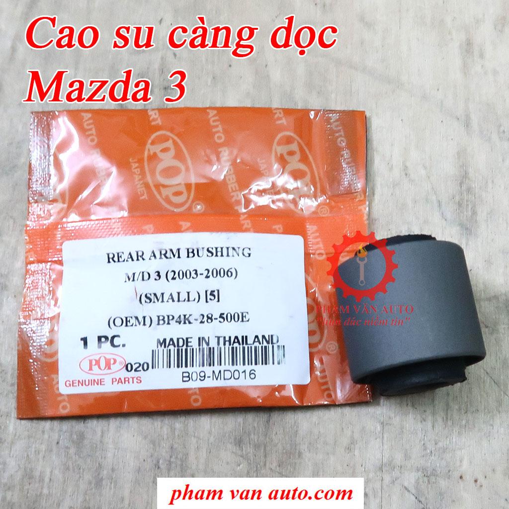 Cao Su Càng Dọc Mazda 3 2004 Kích Thước 23x32x12 Hàng Chất Lượng Cao