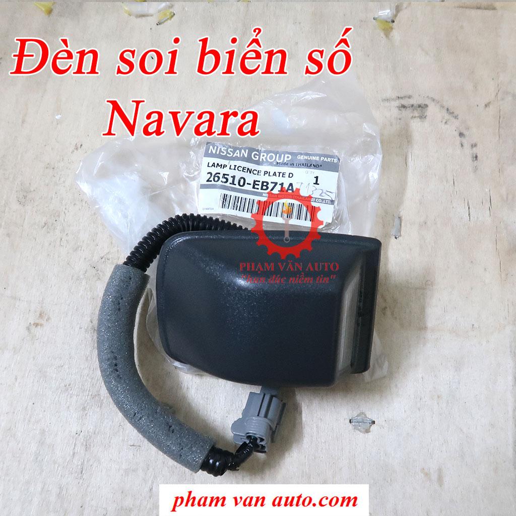 Đèn Soi Biển Số Nissan Navara 26510EB71A Hàng Xịn Giá Rẻ Nhất