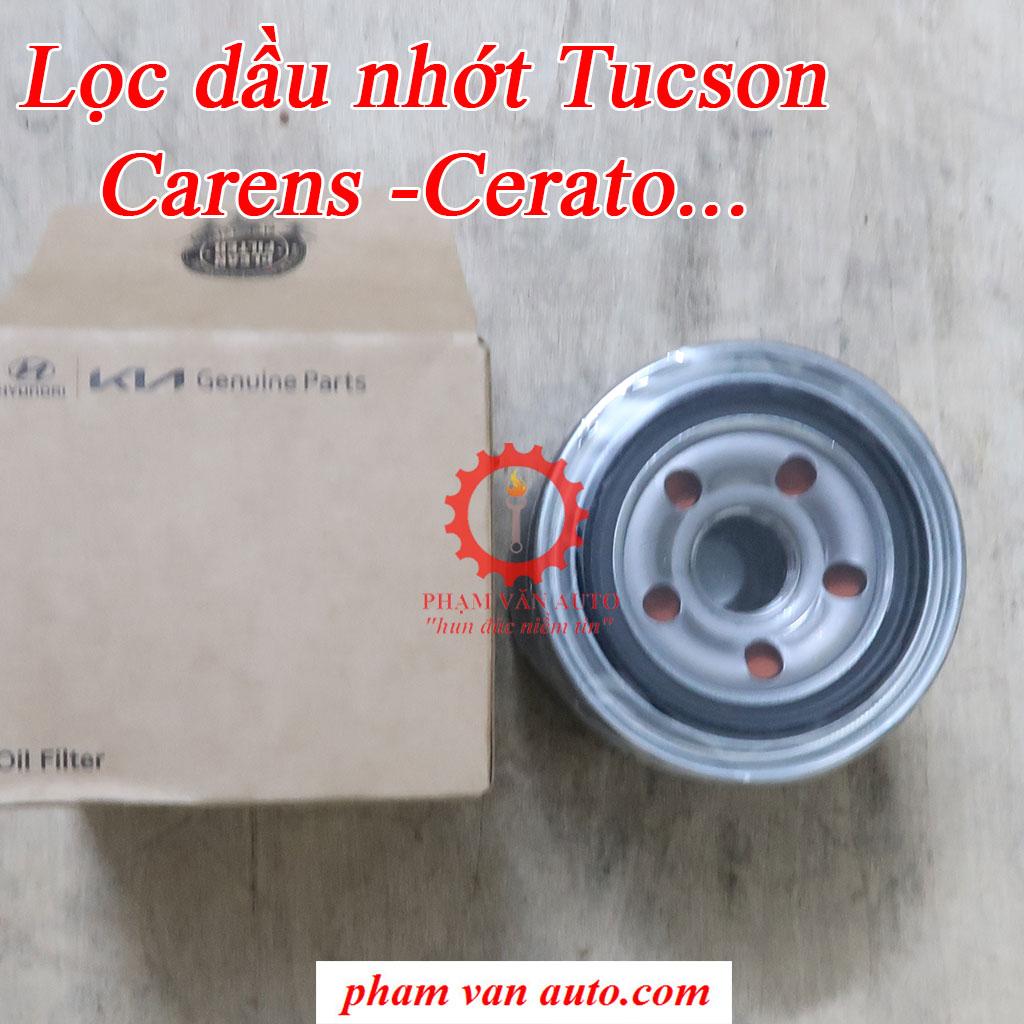 Lọc Dầu Nhớt động Cơ Tucson Avante Spectra Carens 2630035505