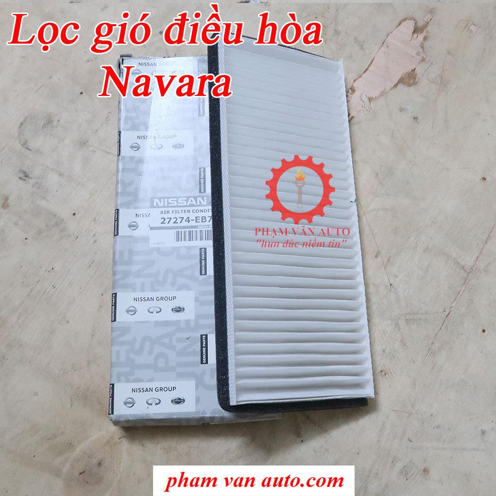 Lọc Gió điều Hòa Nissan Navara 27274EB700 Hàng Xịn Giá Rẻ Nhất
