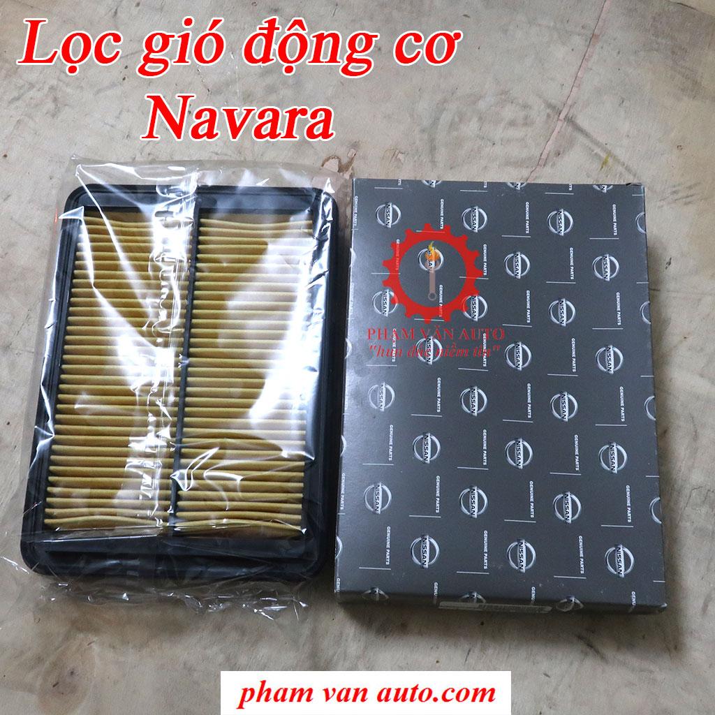 Lọc Gió động Cơ Nissan Navara 16546EB70A Hàng Xịn Giá Rẻ Nhất