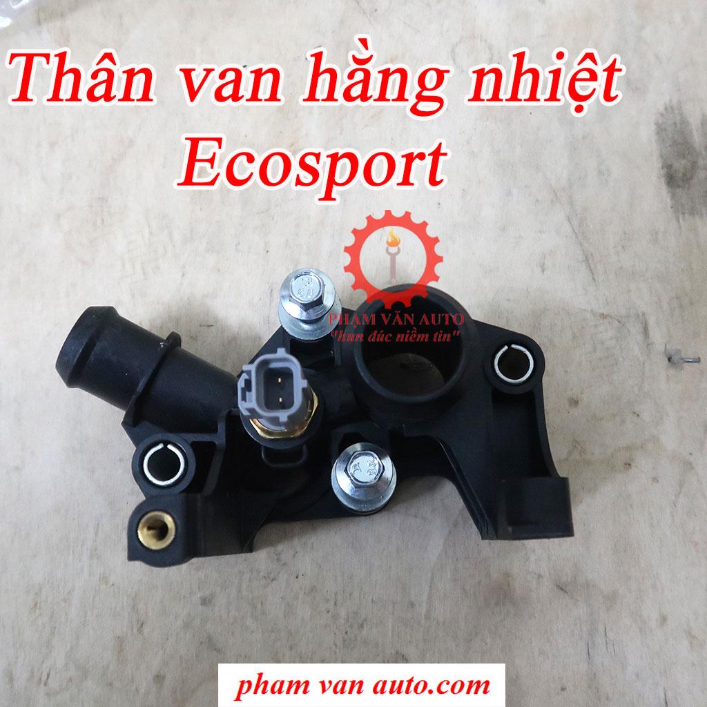 Cụm Chia Nước Thân Van Hằng Nhiệt Ford Ecosport 7M5G8K556AC Hàng Xịn