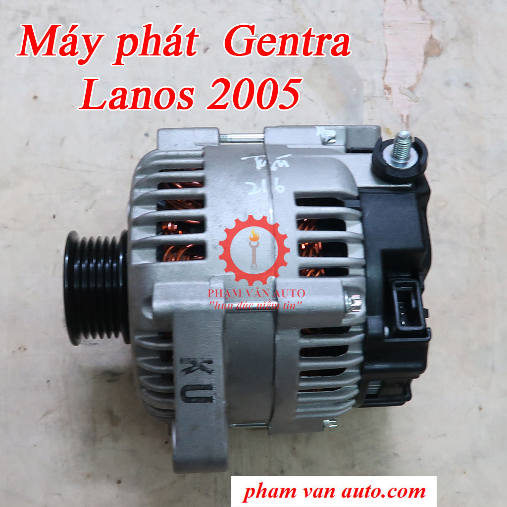 Máy Phát Deawoo Lanos Gentra 2005 94563900 Hàng Chính Hãng