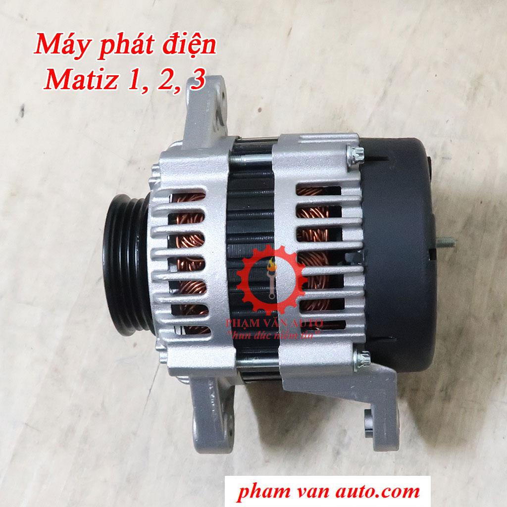 Máy Phát điện Deawoo Matiz 1,2,3 96567255 Hàng Hàn Quốc Cao Cấp