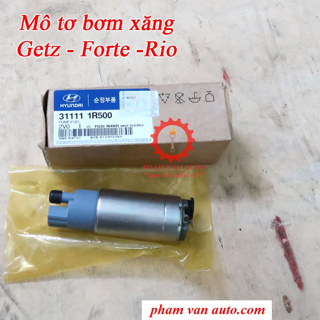 Mô Tơ Bơm Xăng Getz Rio Forte 311111R500 Hàng Chất Lượng Cao Giá Rẻ Nhất